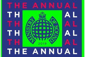 ministry of sound efsane derleme serisi the annual'in 25. yılına özel albüm çıkarıyor