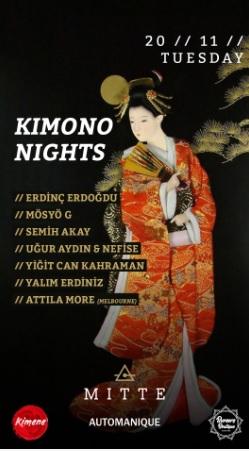 kimono nights