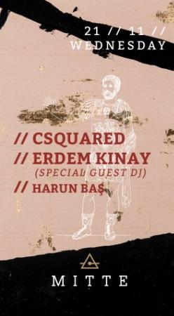 csquared / erdem kınay / harun baş