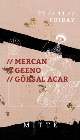 mercan / geeno / göksel acar