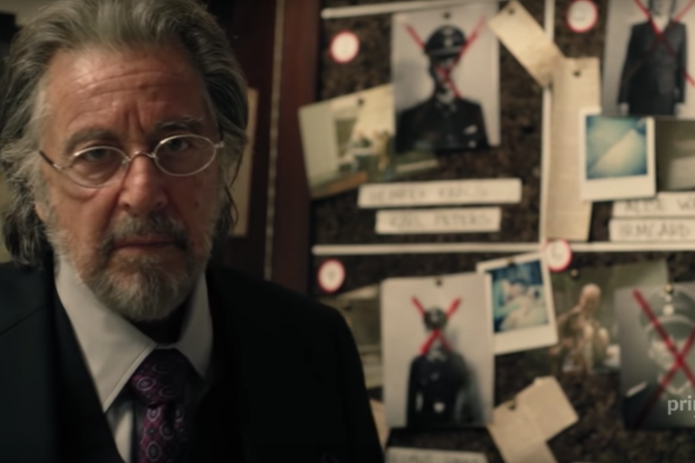 al pacino'lu hunters'tan mini fragman