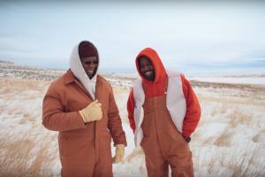 yeni kanye west albümünden bir adet videonuz var
