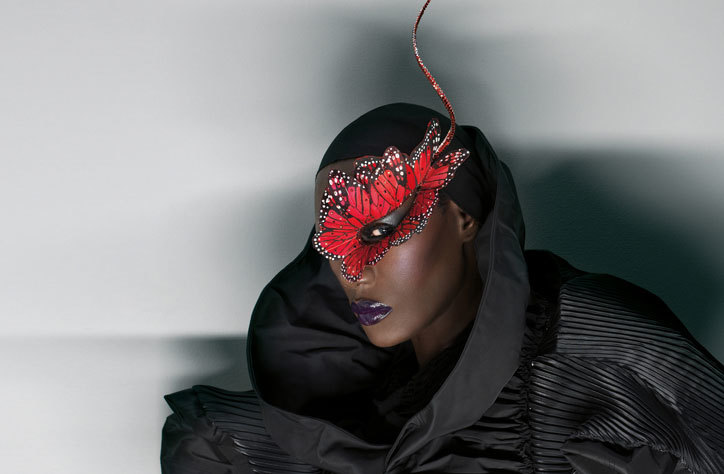 meltdown 2020, grace jones'a emanet