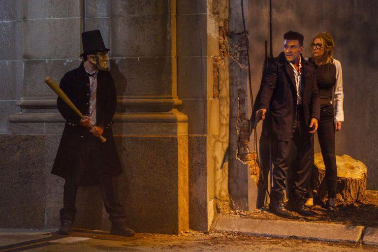 the purge serisinin beşinci filmi için oyuncu kadrosu şekillenmeye başladı