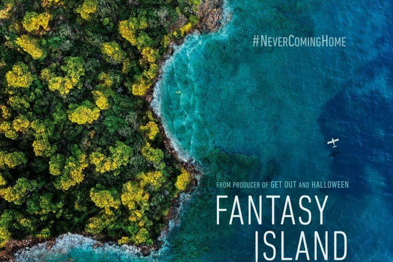 fantasy island'ın eğlenceli olduğu kadar ürpertici dünyasına davetlisiniz