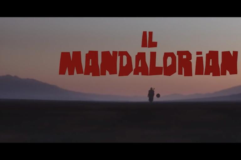 the mandalorian'a spaghetti western bakış açısı