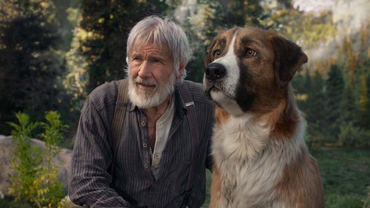 jack london'ın the call of the wild hikayesi harrison ford ile beyaz perdede