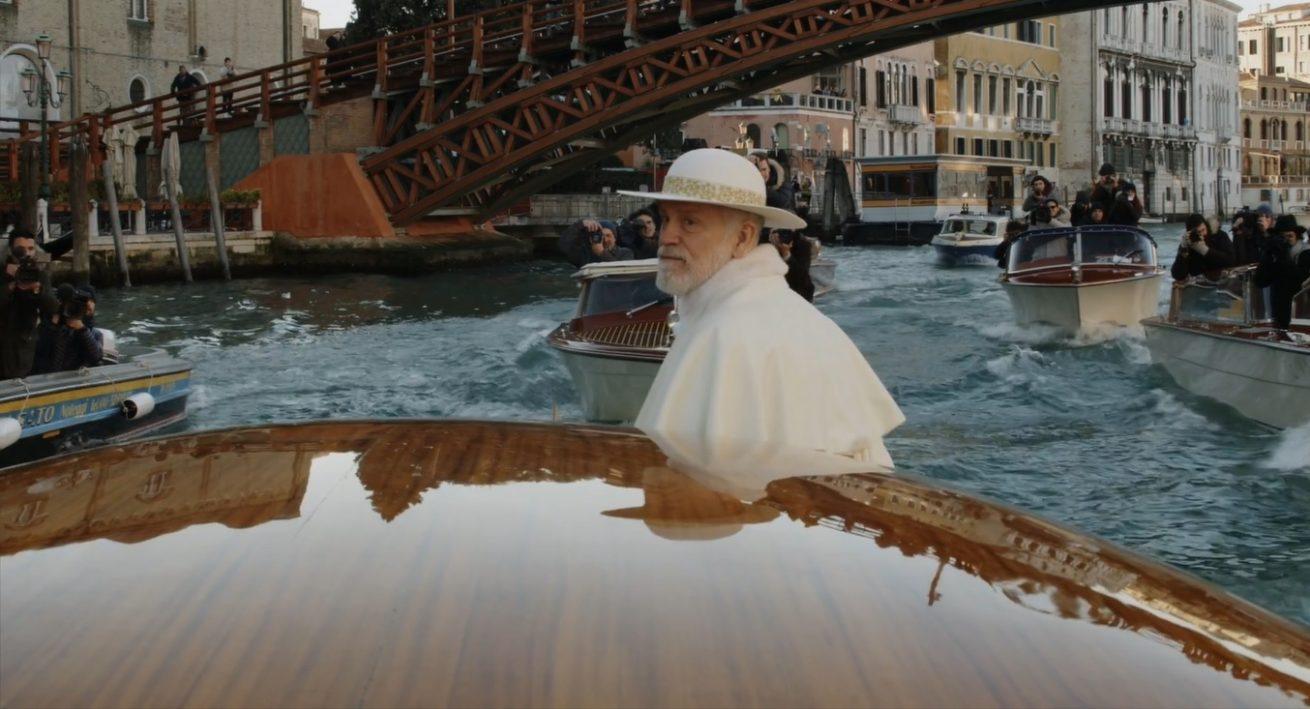 the new pope'un ikinci fragmanı yayınlandı