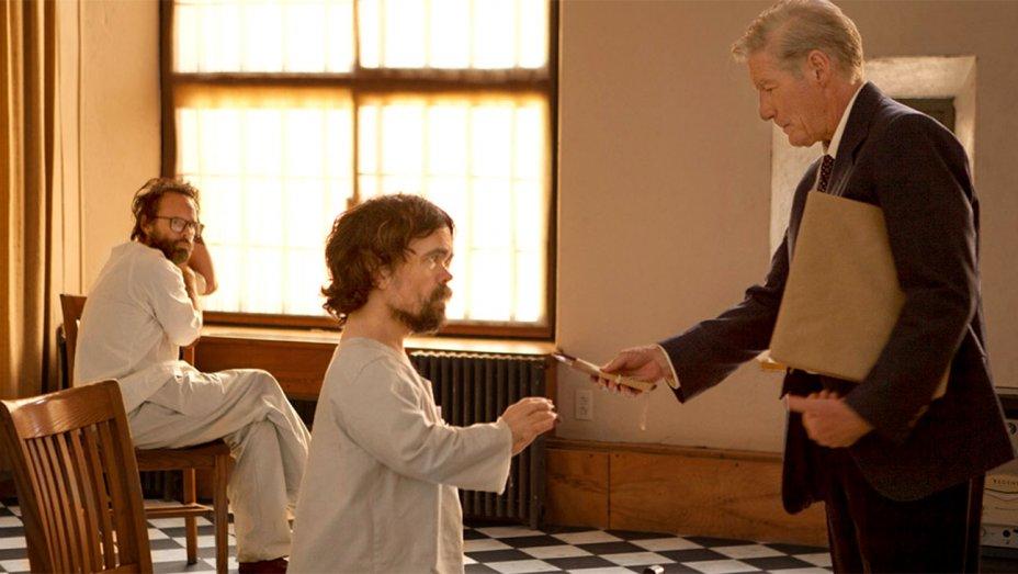 peter dinklage ve richard gere'lı three christs'tan fragman