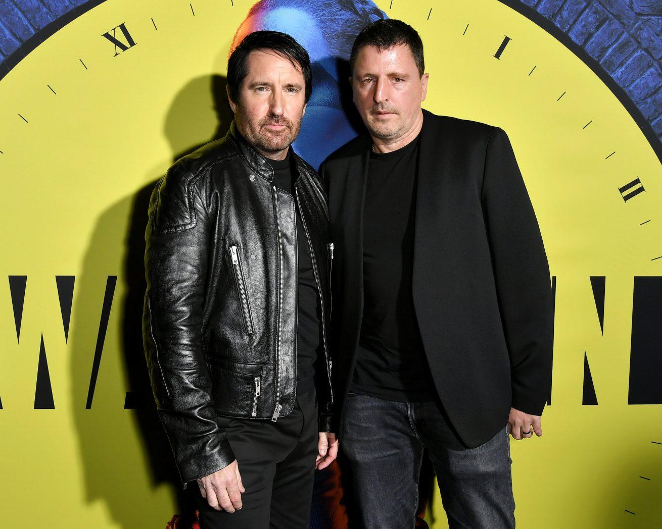 trent reznor ve atticus ross imzalı watchmen soundtrack part 2 yayında
