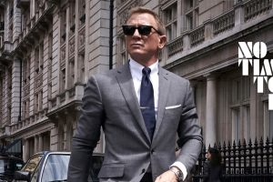 yeni james bond filmi no time to die'dan ilk fragman