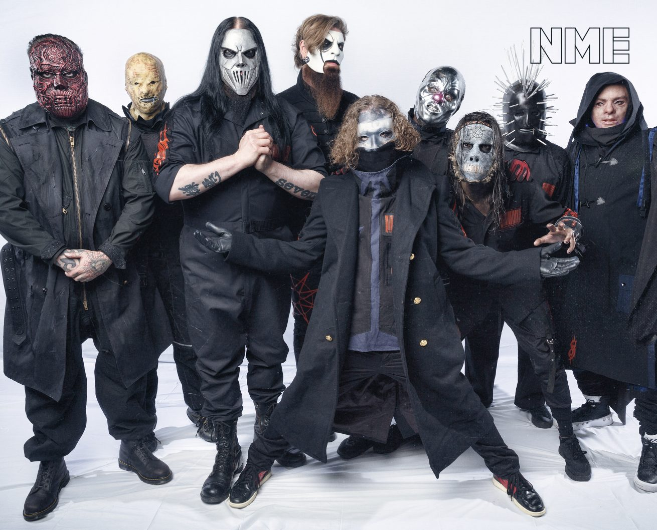 slipknot yeni albüm için stüdyoda