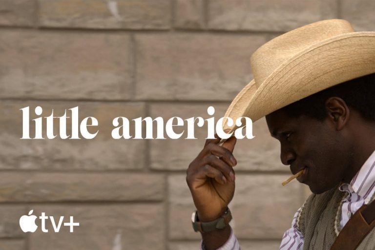 apple tv+'ın merakla beklenen dizisi little america'dan fragman