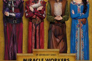 steve buscemi ve daniel radcliffe'li miracle workers'ın ikinci sezonundan fragman