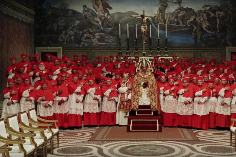 13 ocak'ta başlayacak the new pope'tan yeni fragman