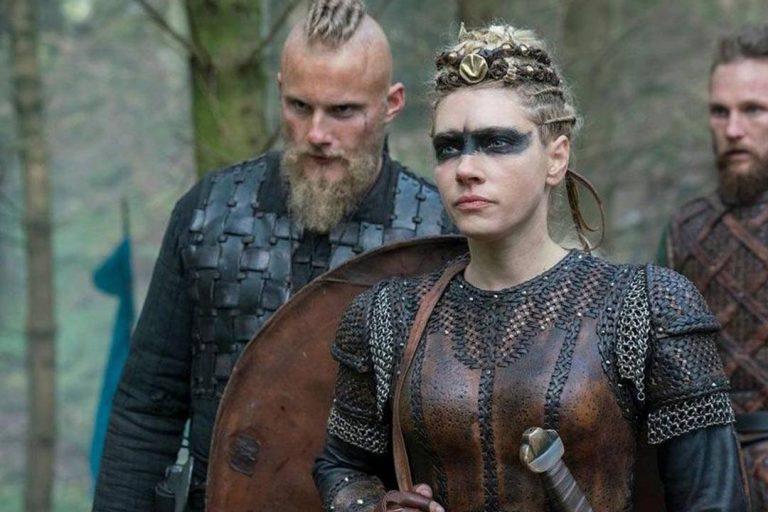 vikings'in yaratıcısı michael hirst dizinin hayal ettiği sonla biteceğini açıkladı