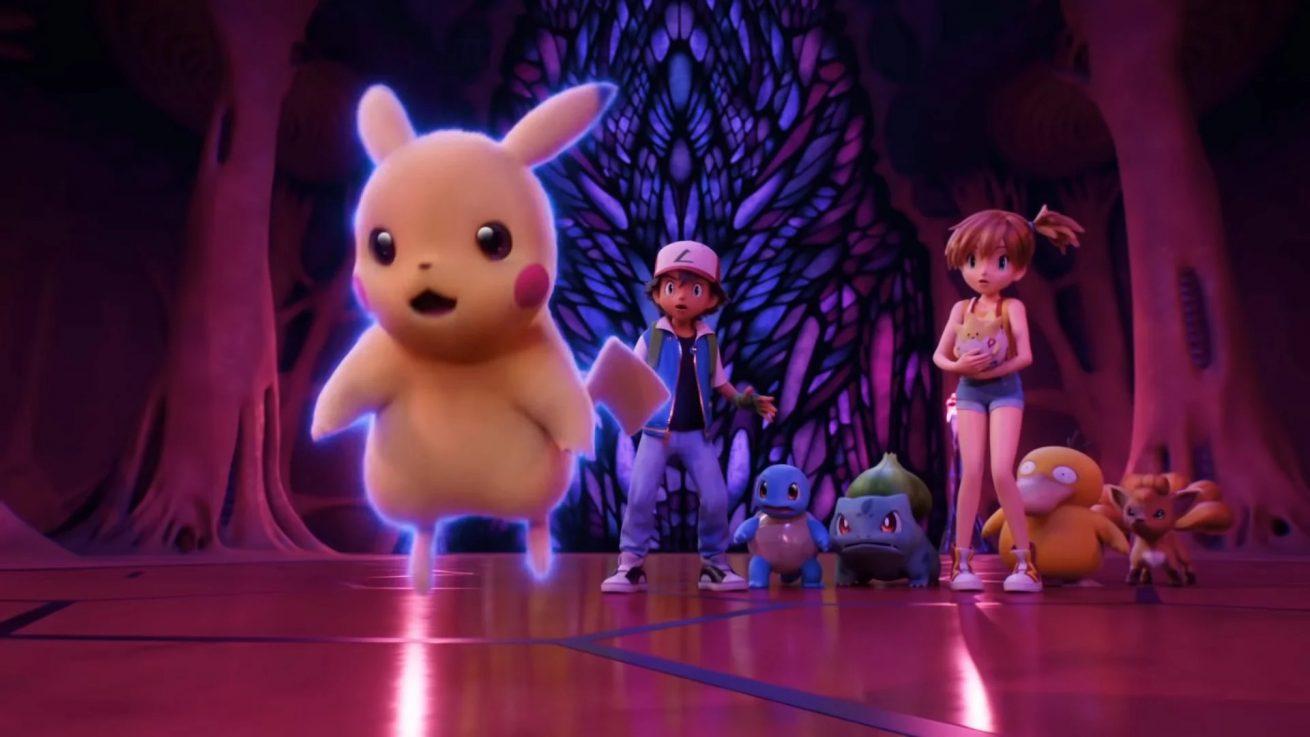 pokemon evreninin ilk ama aynı zamandaki son filmi netflix'e geliyor