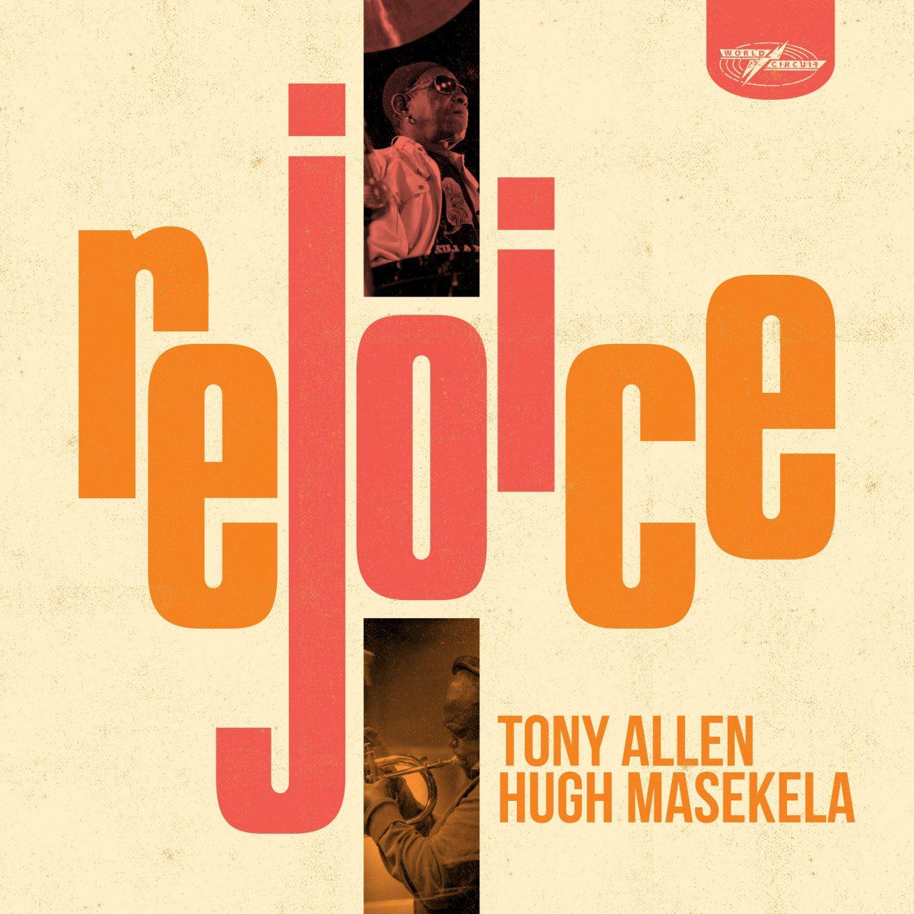 caz müziğin iki büyük ismi tony allen ve hugh masekela'dan ortak albüm geliyor
