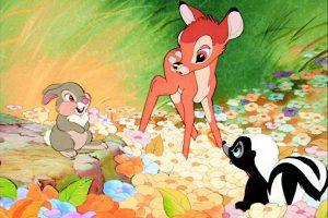 disney kült animasyonu bambi'yi live action olarak tekrar uyarlayacak