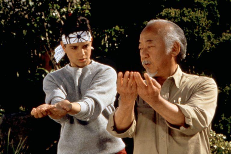orijinal the karate kid, orijinal senaristiyle müzikal oluyor