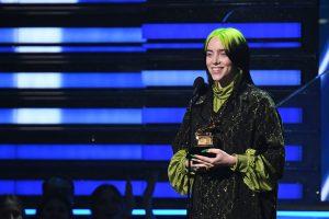 """billie eilish'in yeni şarkısı """"therefore i am"""" videosuyla geldi"""