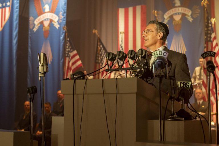 the wire'ın yaratıcılarının yeni dizisi the plot against america'dan fragman