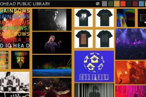 radiohead halk kütüphanesi açıldı