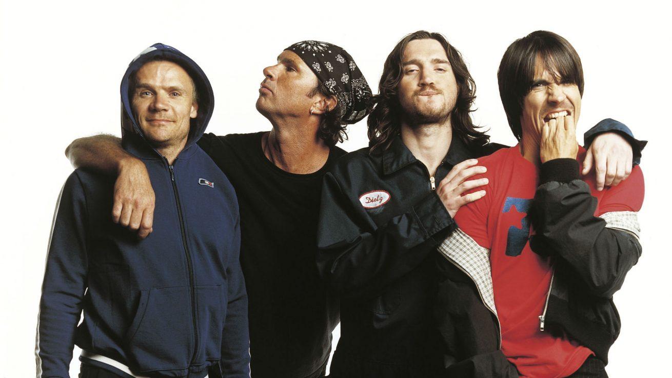 john frusciante'li yeni red hot chili peppers albümü yolda