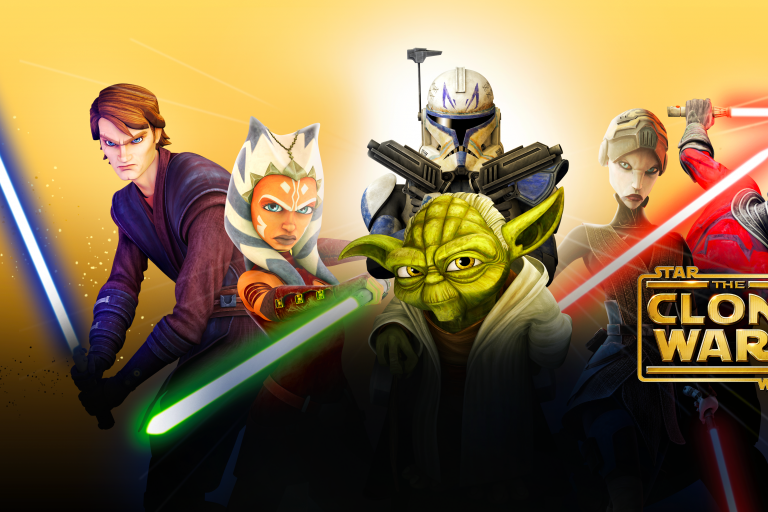 star wars: the clone wars'un final sezonundan fragman yayınlandı