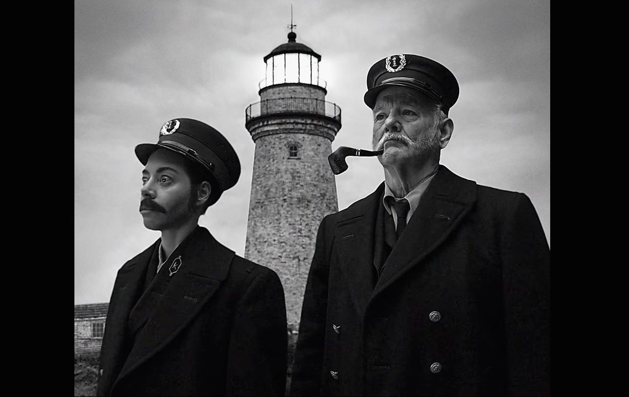 the lighthouse'u bir de aubrey plaza ve bill murray'den izleyelim