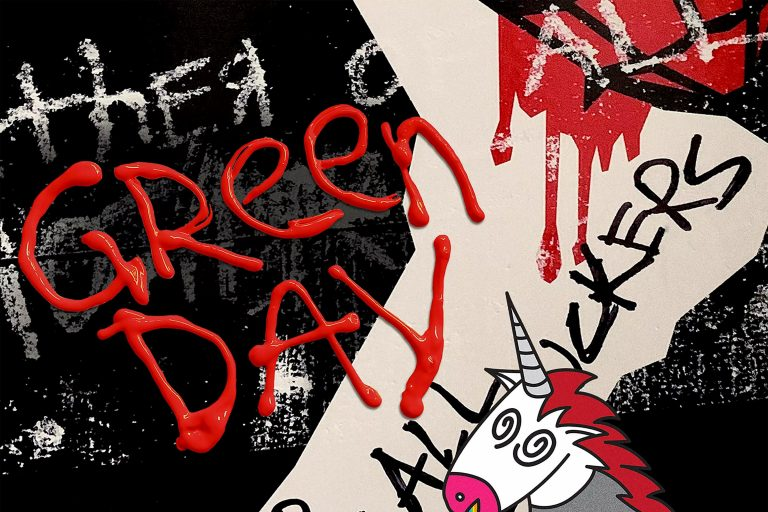 yeni green day albümü father of all… spotify'da