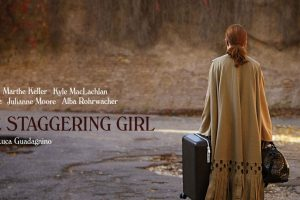 luca guadagnino imzalı kısa film the staggering girl'den mini fragman