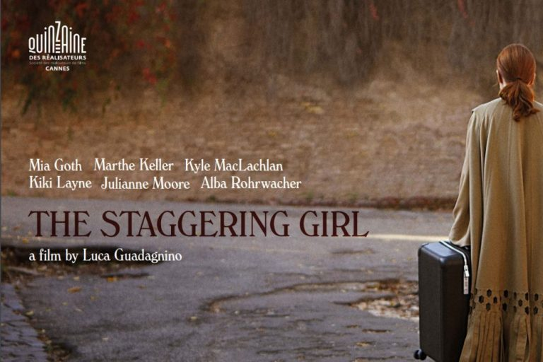 luca guadagnino imzalı kısa film the staggering girl'den mini fragman