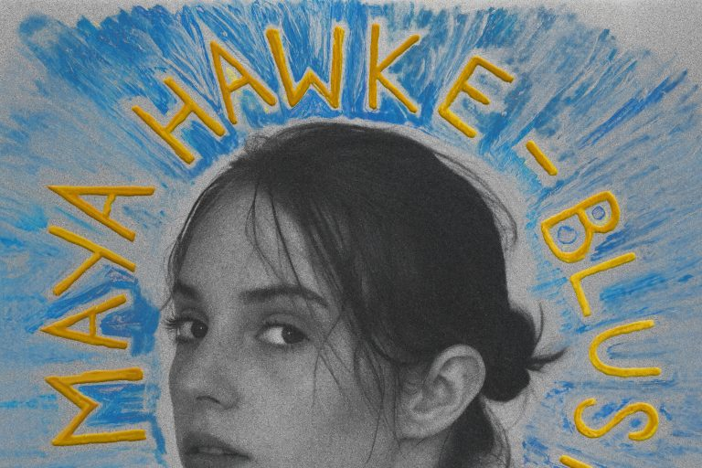 stranger things'in robin'i maya hawke, ilk albümünü duyurdu