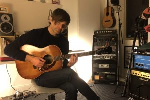 death cab for cutie solisti ben gibbard'tan radiohead cover'ı