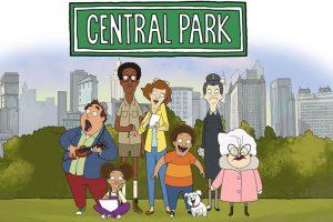 apple tv+ animasyonu central park'tan ilk fragman