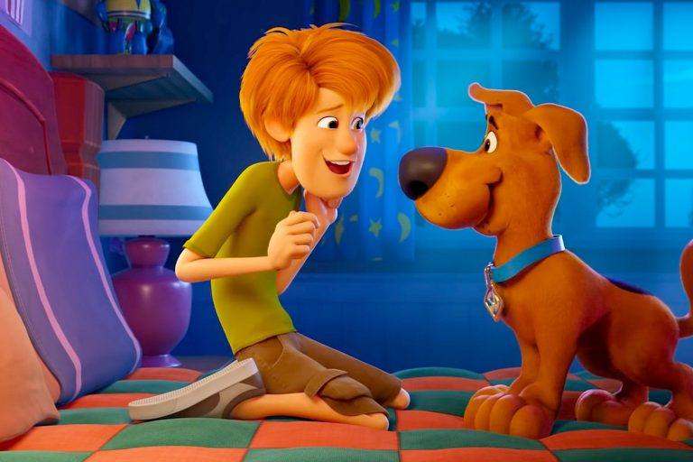 scooby-doo'nun animasyon filmi scoob!'tan vizyon öncesi son fragman