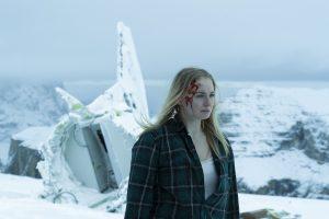 sophie turner'ın hayatta kalma temalı yeni dizisi survivor'dan fragman