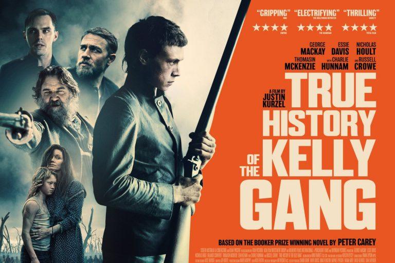 russell crowe ve george mackay'li true history of the kelly gang'ten yeni fragman