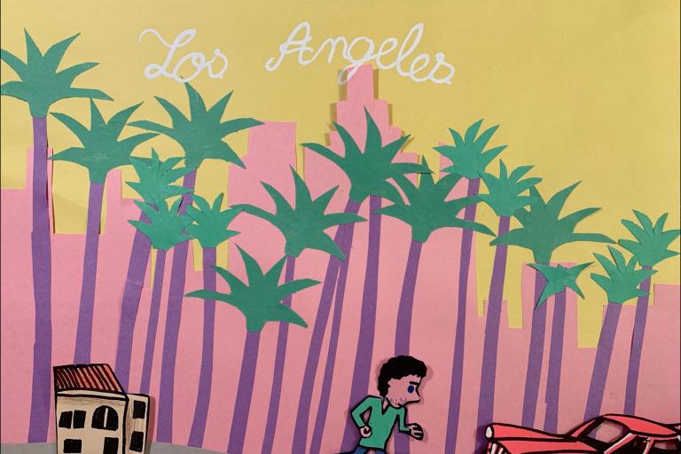 michel gondry'den corona özel mini animasyonu