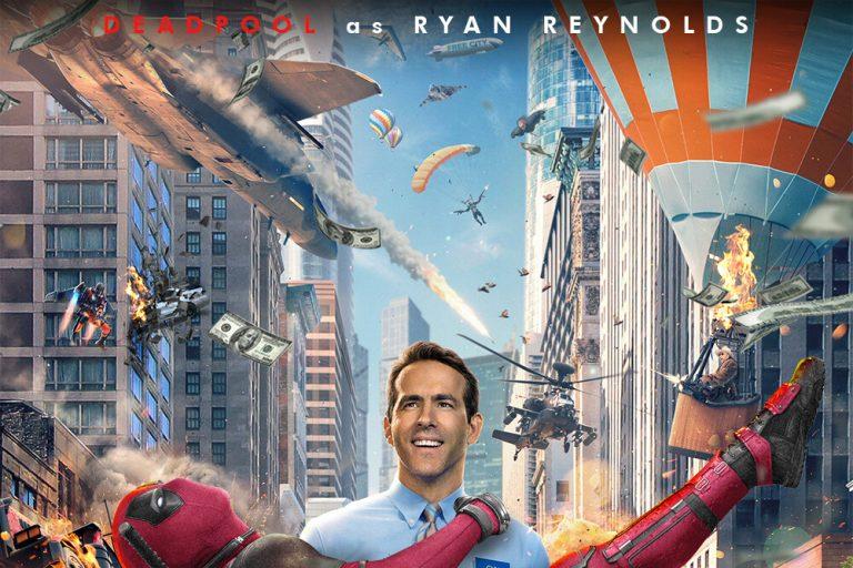 ryan reynolds'ın bir bilgisayar karakterini canlandırdığı free guy'dan kısa bir sahne paylaşıldı
