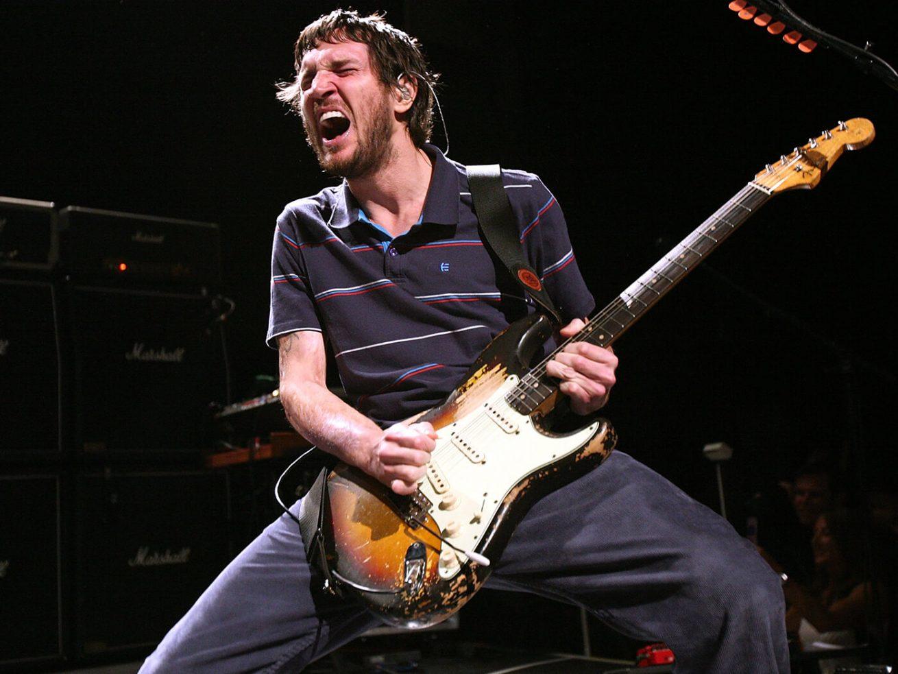 john frusciante'nin yan projesi trickfinger'dan bir yeni kısa çalar yayında
