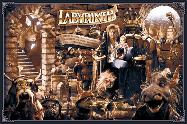 david bowie'li labyrinth'in devam filmini scott derrickson yönetecek