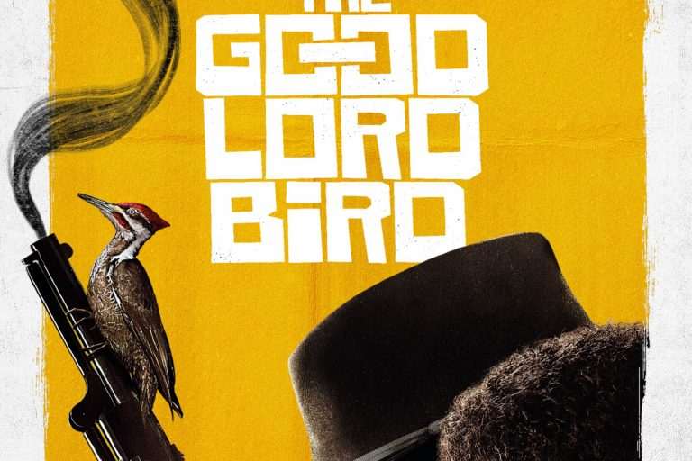 ethan hawke'ın başrolünde yer aldığı the good lord bird dizisinden ilk fragman