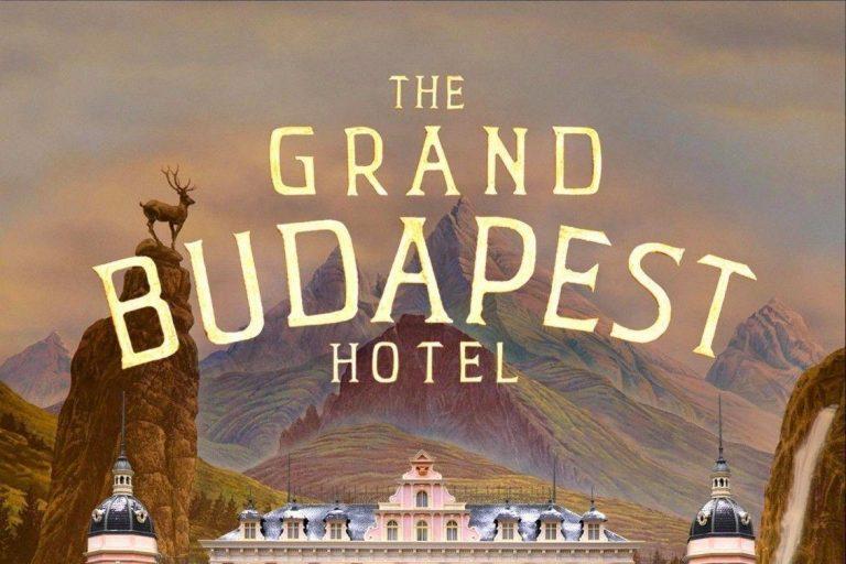 the grand budapest hotel'in kamera arkasını wes anderson'ın sesinden izliyoruz