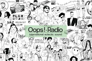şehrin yeni radyosu oops! radio'ya merhaba deyin