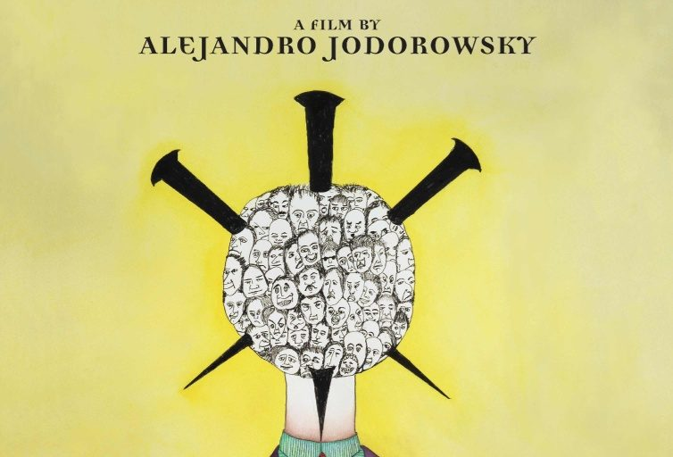 jodorowski'nin yeni uzun metraj projesinden fragman ve poster geldi