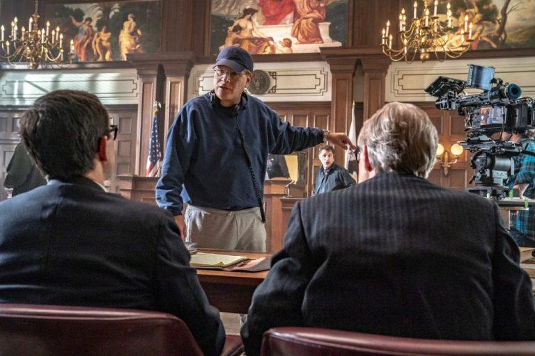 aaron sorkin imzalı yıldızlar geçidi the trial of the chicago 7'dan ilk fragman