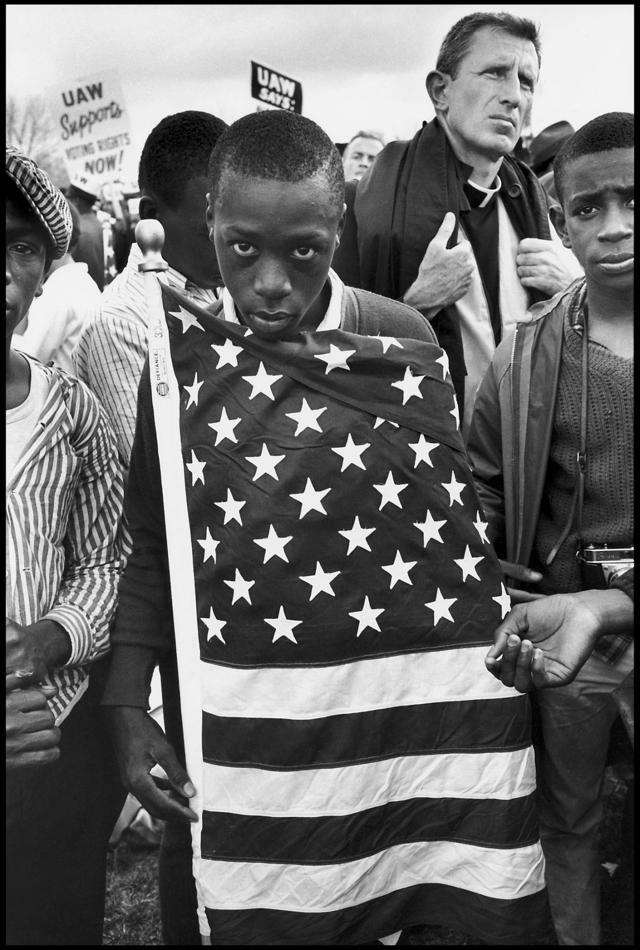 magnum photos ve vouge'dan black lives matter'a destek