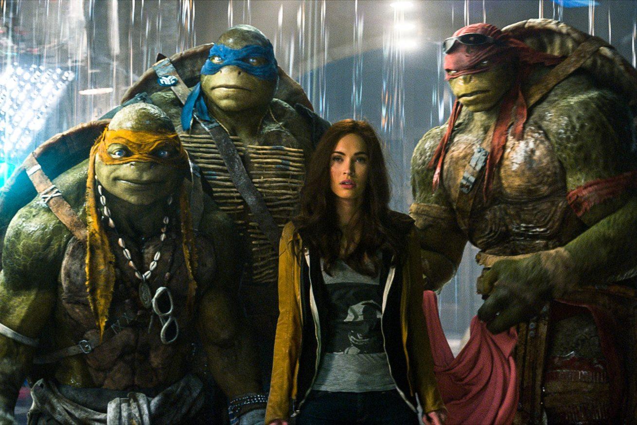 seth rogen'ın ninja kaplumbağalar animasyonunun vizyon tarihi belli oldu